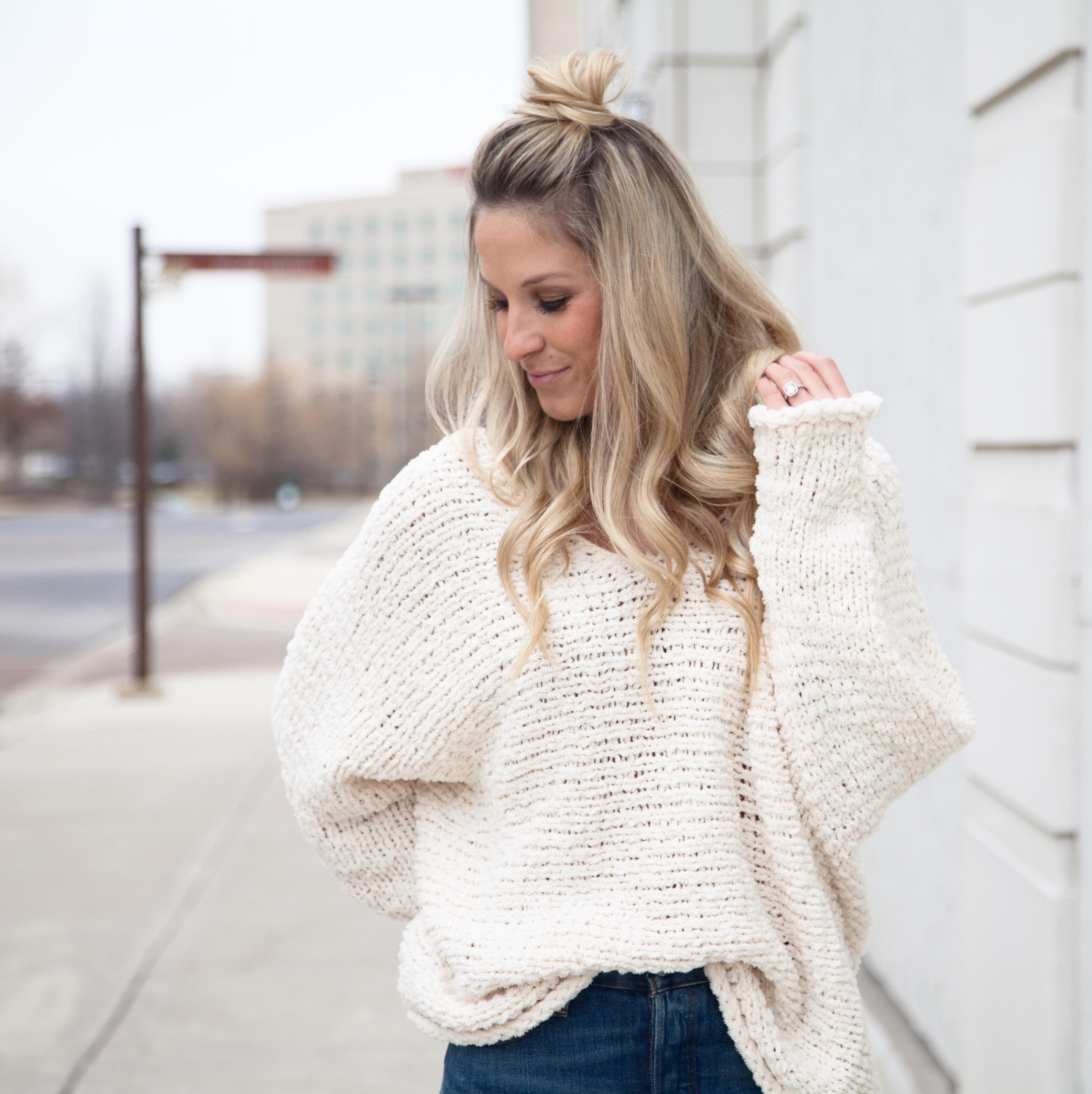 Free People Chunky Knit
